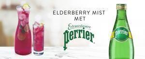 Elderberry Mist met PERRIER