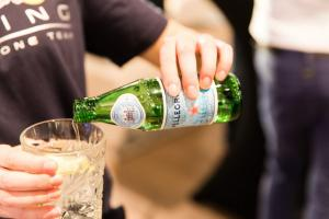 S.Pellegrino: Enhance Your Moments