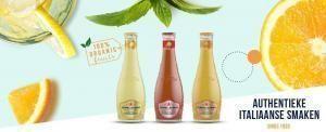 Italian Sparkling Drinks Proefpakket