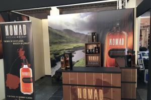Nomad op Whisky Festival Den Haag