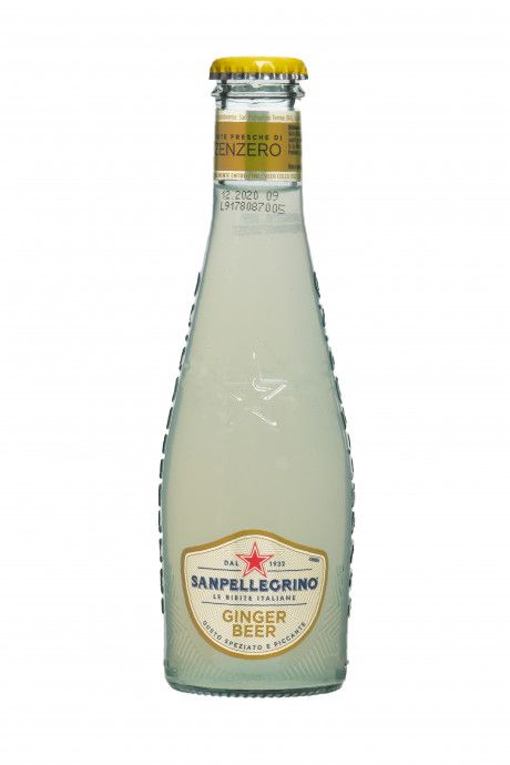 Sanpellegrino Ginger Beer (24 flesjes)
