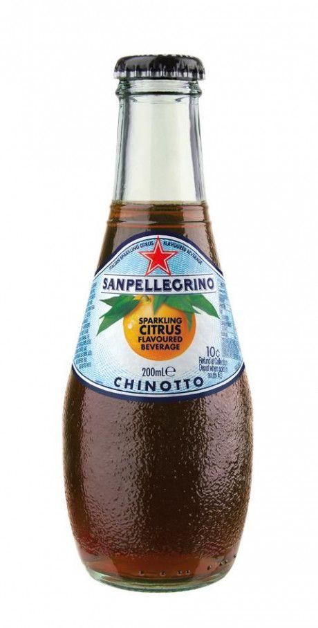 Sanpellegrino Chinotto (24 flesjes)