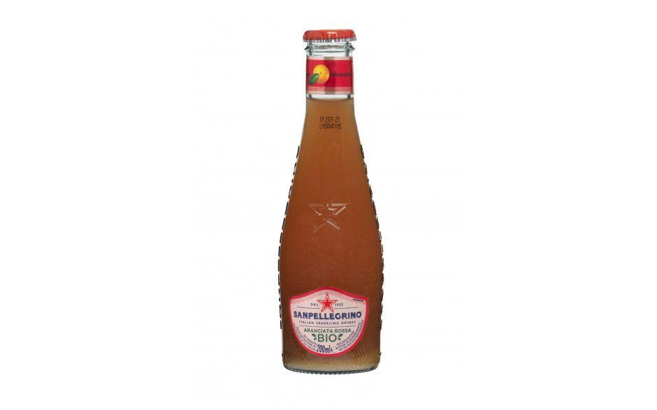Sanpellegrino Aranciata Rossa (24 flesjes)