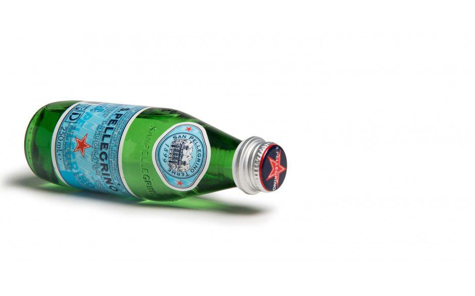 S.Pellegrino 25cl glas (doos van 24)